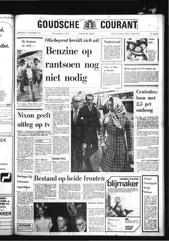 Goudsche Courant 1973-10-24