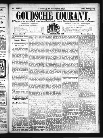 Goudsche Courant 1911-11-25