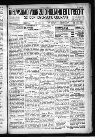 Schoonhovensche Courant 1930-10-03