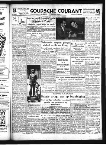 Goudsche Courant 1952-11-27