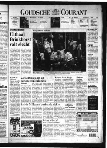 Goudsche Courant 2001-08-21