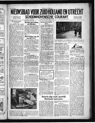 Schoonhovensche Courant 1950-01-04