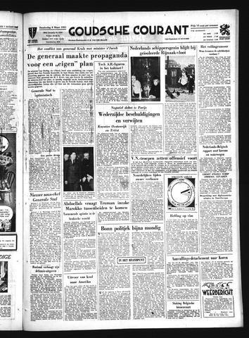 Goudsche Courant 1951-03-08