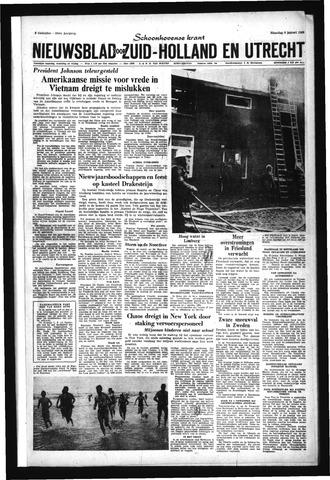 Schoonhovensche Courant 1966