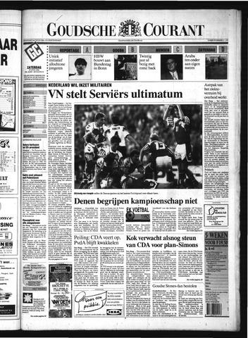 Goudsche Courant 1992-06-27