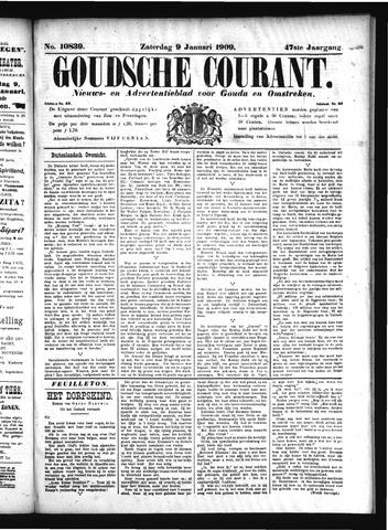 Goudsche Courant 1909-01-09