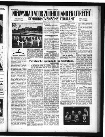 Schoonhovensche Courant 1951-10-31