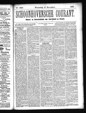 Schoonhovensche Courant 1901-12-11