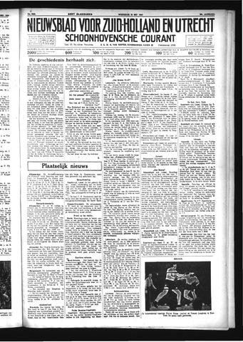 Schoonhovensche Courant 1934-05-16