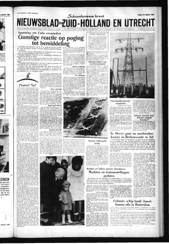 Schoonhovensche Courant 1962-10-26