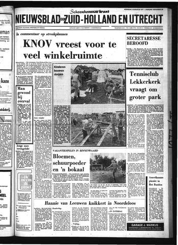 Schoonhovensche Courant 1977-08-03