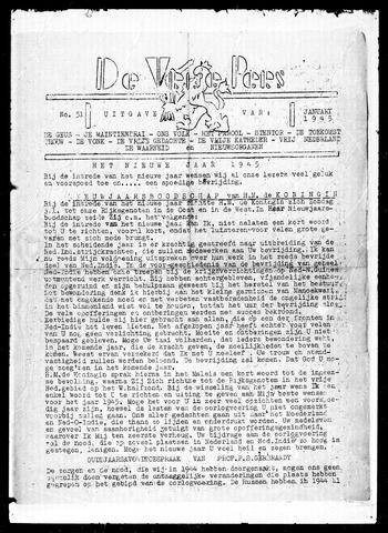 De Vrije Pers 1945-01-01
