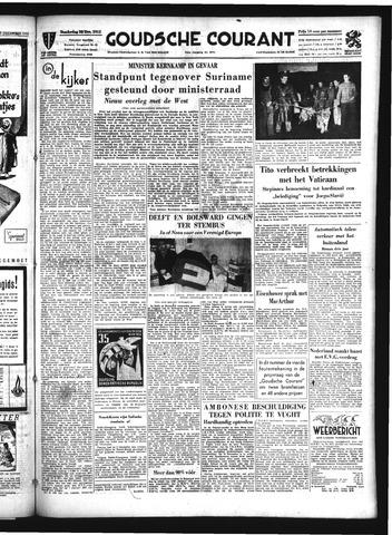Goudsche Courant 1952-12-18