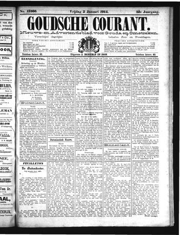 Goudsche Courant 1914-01-02