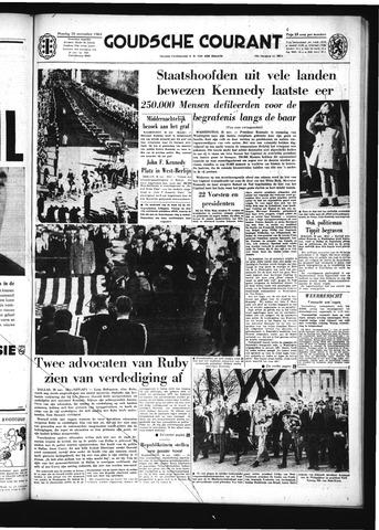 Goudsche Courant 1963-11-26