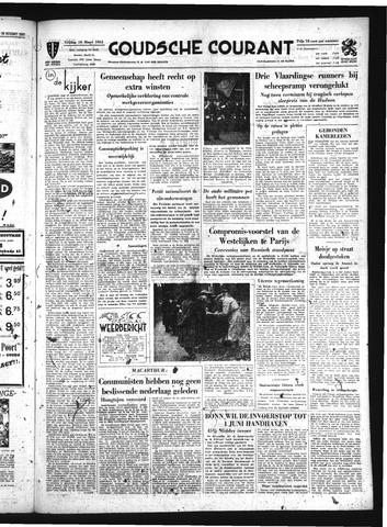 Goudsche Courant 1951-03-16