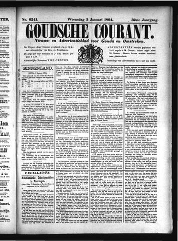 Goudsche Courant 1894-01-03