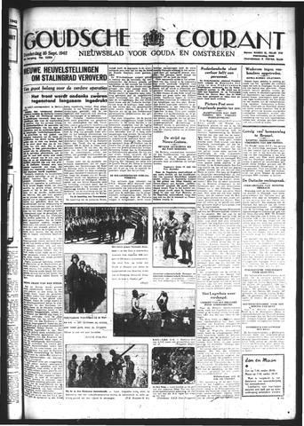 Goudsche Courant 1942-09-10