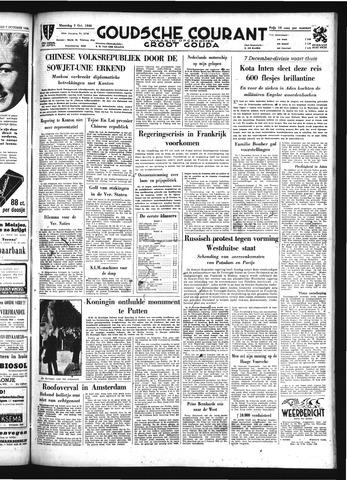 Goudsche Courant 1949-10-03