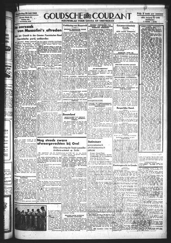 Goudsche Courant 1943-07-29