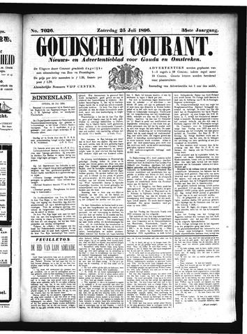 Goudsche Courant 1896-07-25