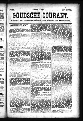 Goudsche Courant 1886-04-18