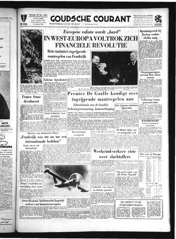 Goudsche Courant 1958-12-29