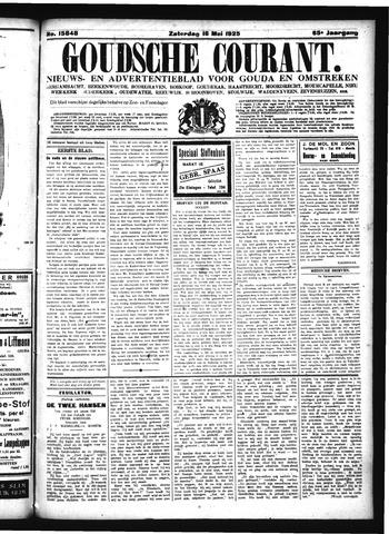 Goudsche Courant 1925-05-16