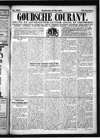Goudsche Courant 1923-05-24