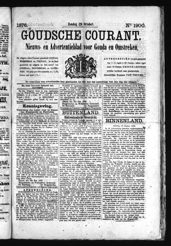 Goudsche Courant 1876-10-29