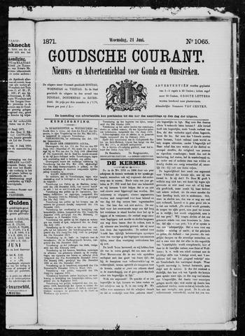 Goudsche Courant 1871-06-21
