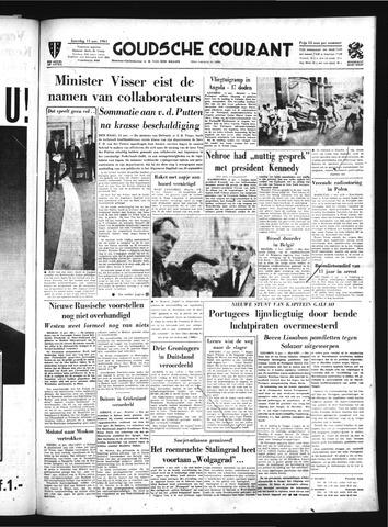 Goudsche Courant 1961-11-11