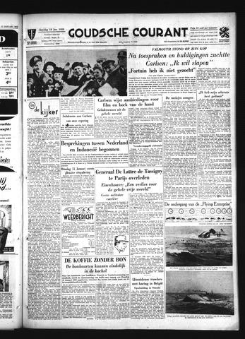Goudsche Courant 1952-01-12