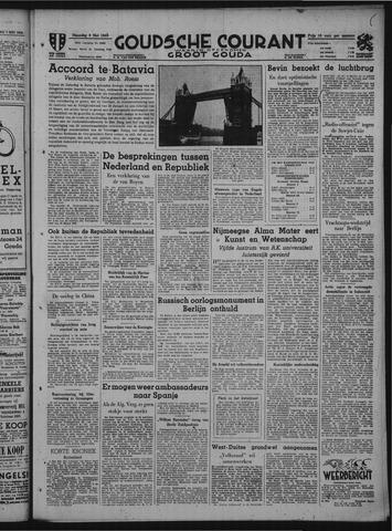 Goudsche Courant 1949-05-09