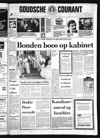 Goudsche Courant 1984-04-14