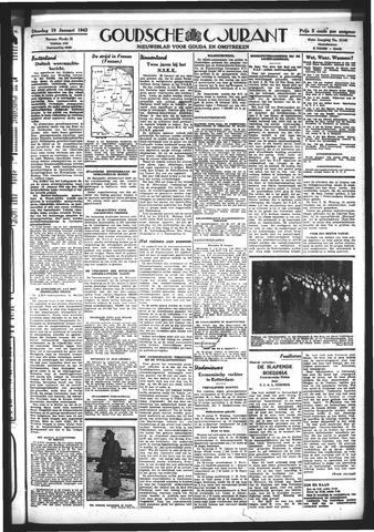 Goudsche Courant 1943-01-19