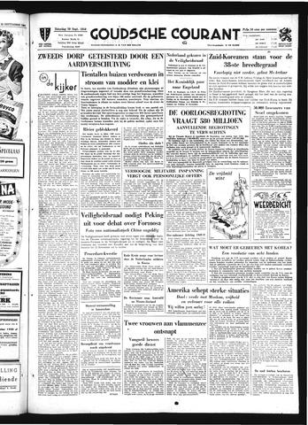 Goudsche Courant 1950-09-30