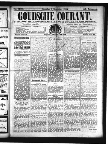 Goudsche Courant 1913-11-03