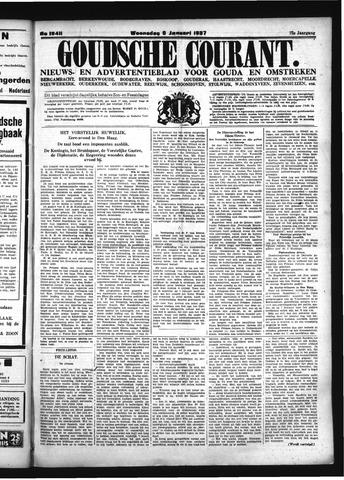 Goudsche Courant 1937-01-06