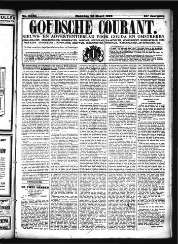 Goudsche Courant 1925-03-23