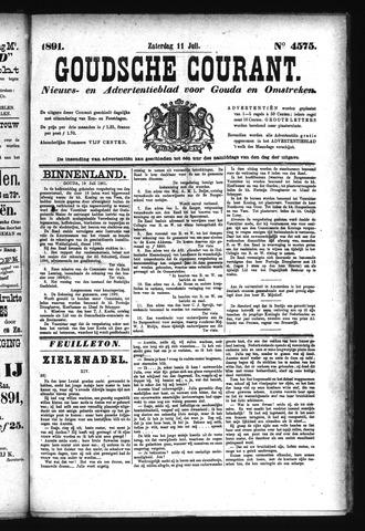 Goudsche Courant 1891-07-11