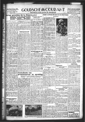 Goudsche Courant 1944-08-12