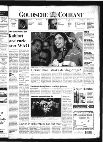 Goudsche Courant 2002-02-18