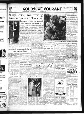 Goudsche Courant 1957-10-21