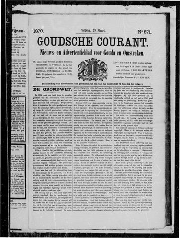Goudsche Courant 1870-03-25