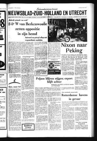 Schoonhovensche Courant 1971-07-16