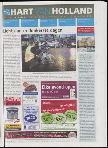 Hart van Holland - Editie Zuidplas 2014-12-17