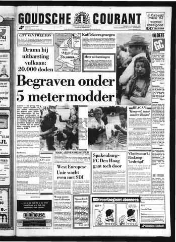 Goudsche Courant 1985-11-15