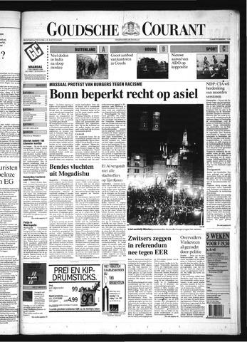Goudsche Courant 1992-12-07