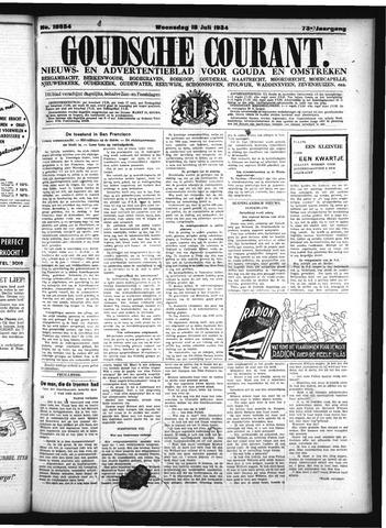 Goudsche Courant 1934-07-18